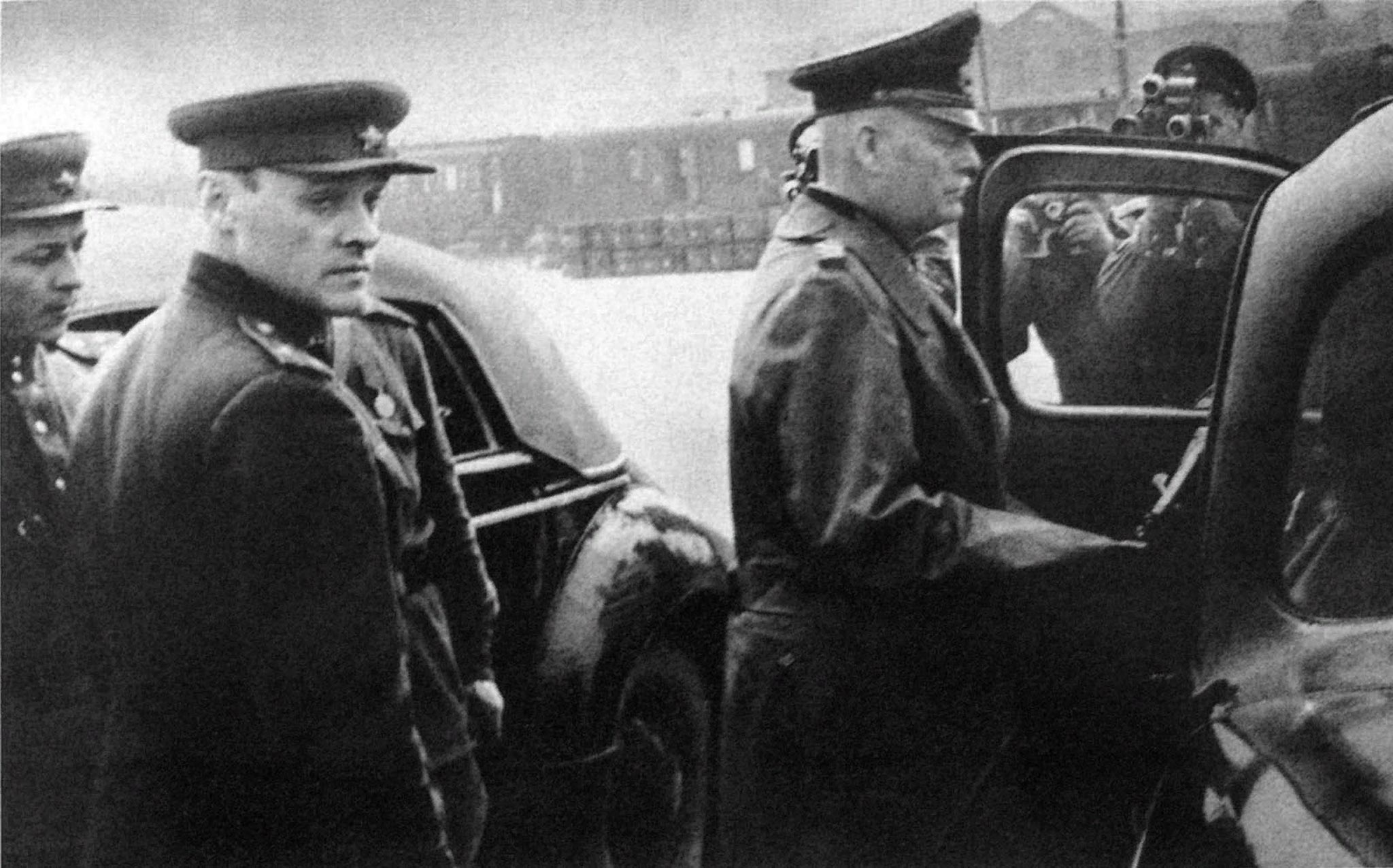 Wilhelm Keitel before the capitulation of Nazi Germany