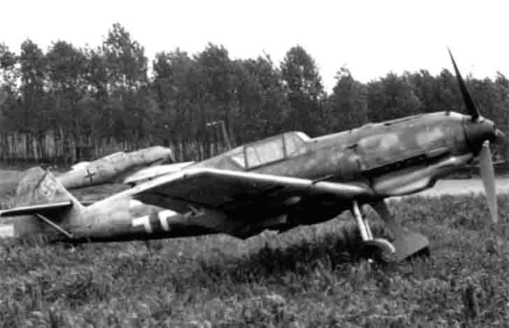 Messerschmitt fighters Bf.109E