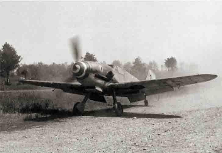 Messerschmitt Bf.109G