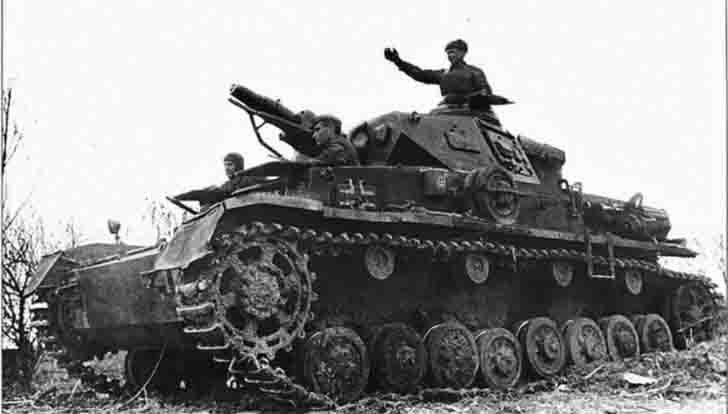 Pz.Kpfw. IV medium tank in the Red Army