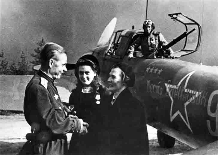 """IL-2 """"Revenge of Barinov"""""""