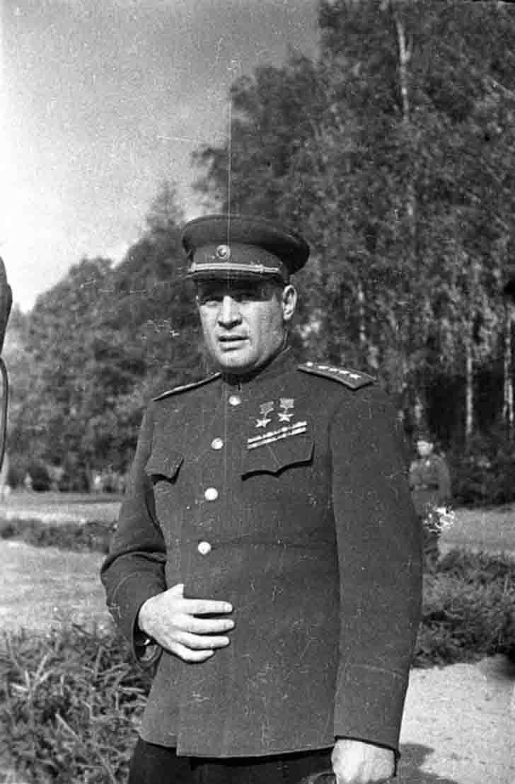 Army General Ivan Chernyakhovsky