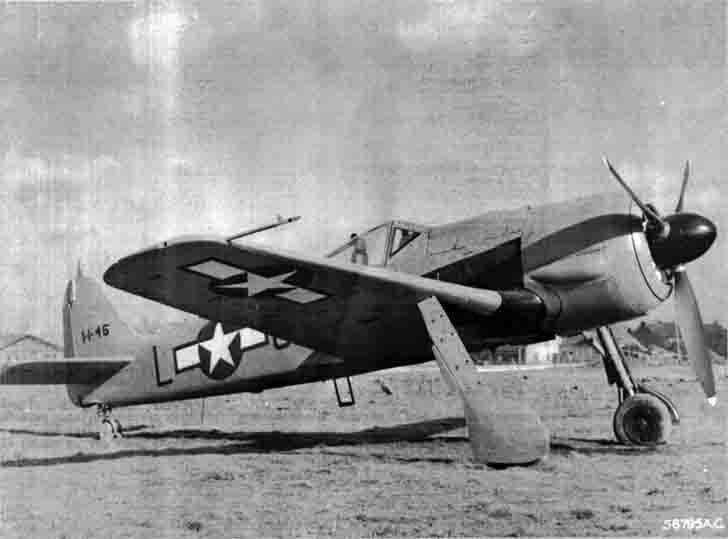 """American """"Focke-Wulf"""" Fw 190"""