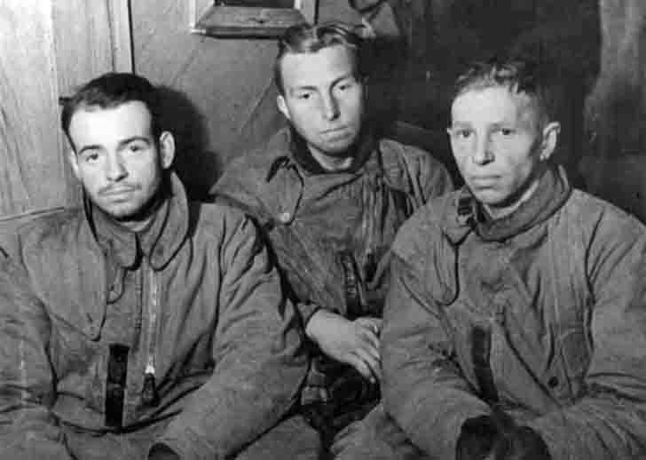 The pilots of the Luftwaffe in Soviet captivity