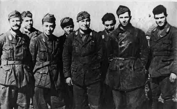 Italian officers in Soviet captivity