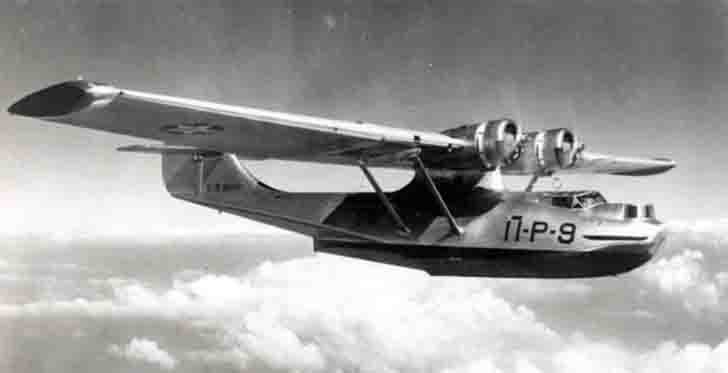 Consolidated PBY-1 Catalina in flight