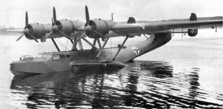 German Do24N-1 flying boat