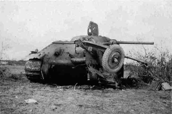 T-34 vs. PaK 35/36