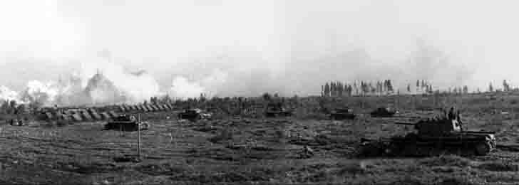The Soviet offensive in Karelia