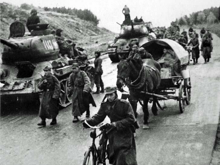 Wojsko Polskie in 1945