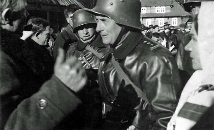 Polish troops occupy Czechoslovak village Jörgov