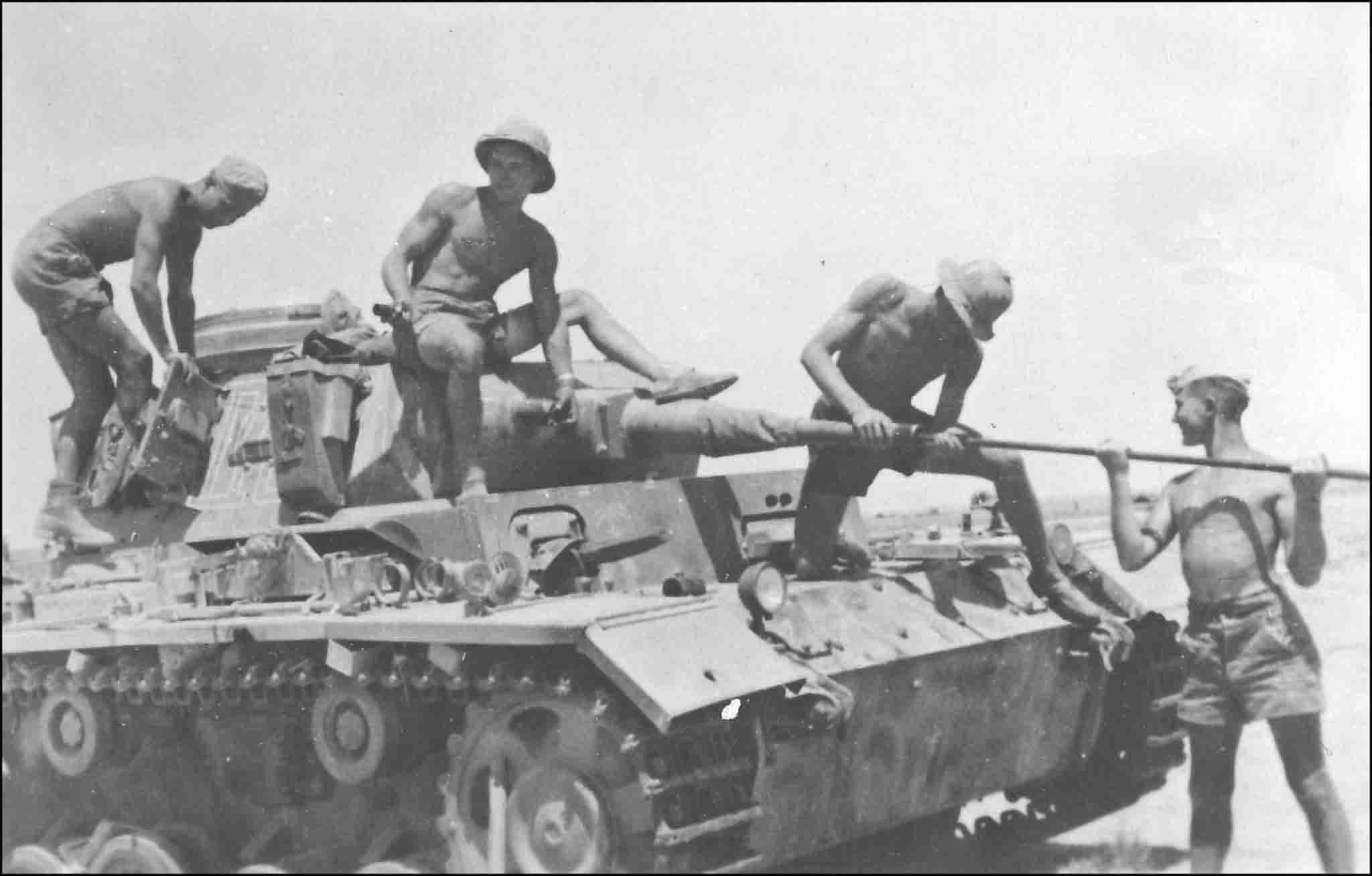 panzer iii tank