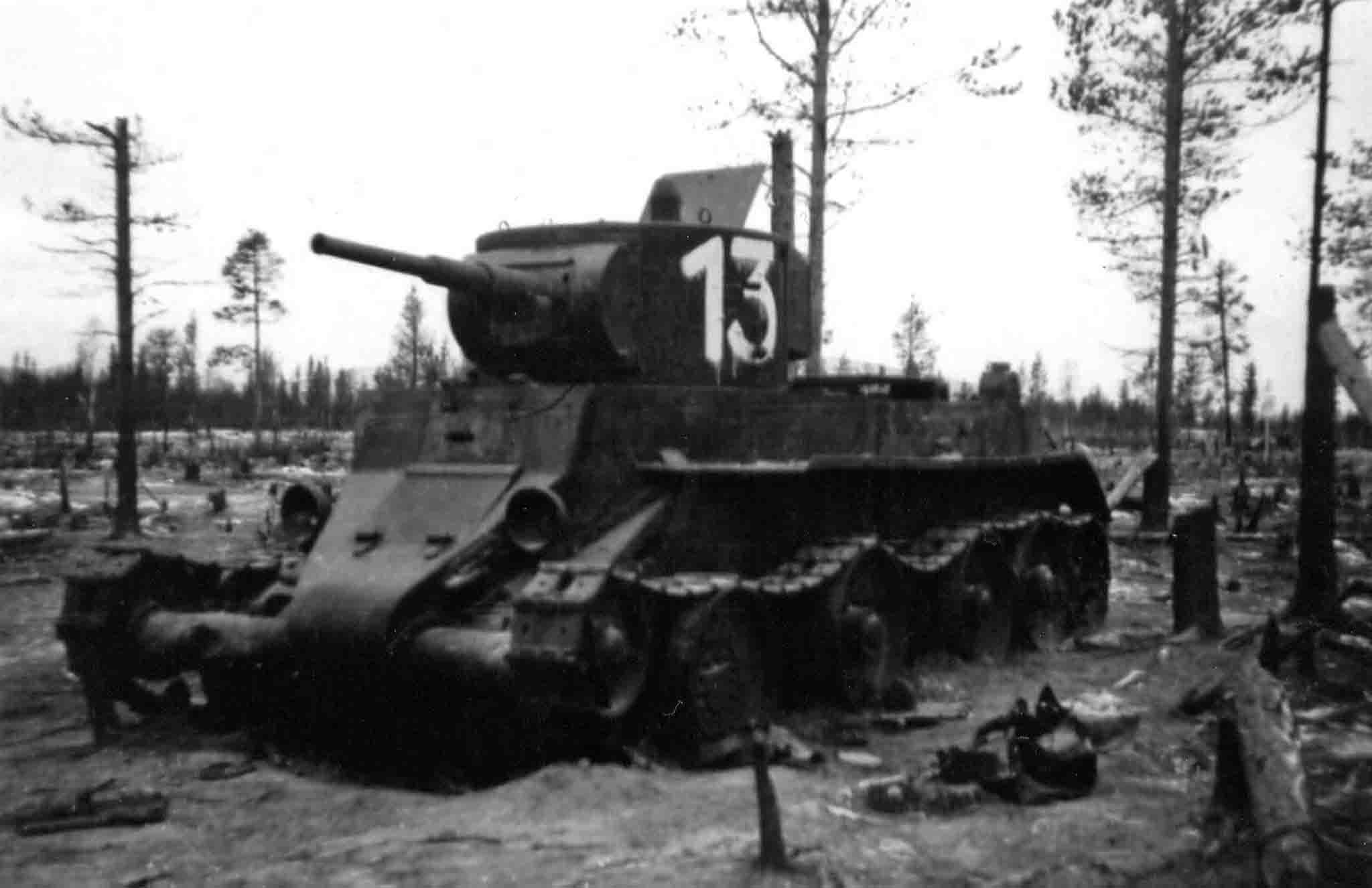 bt tank