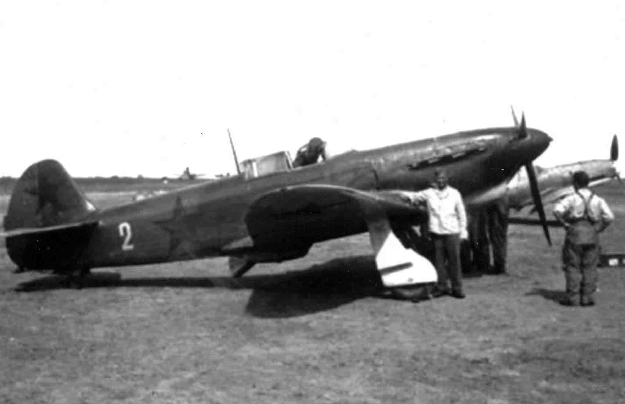 World War 2 - yak 1b