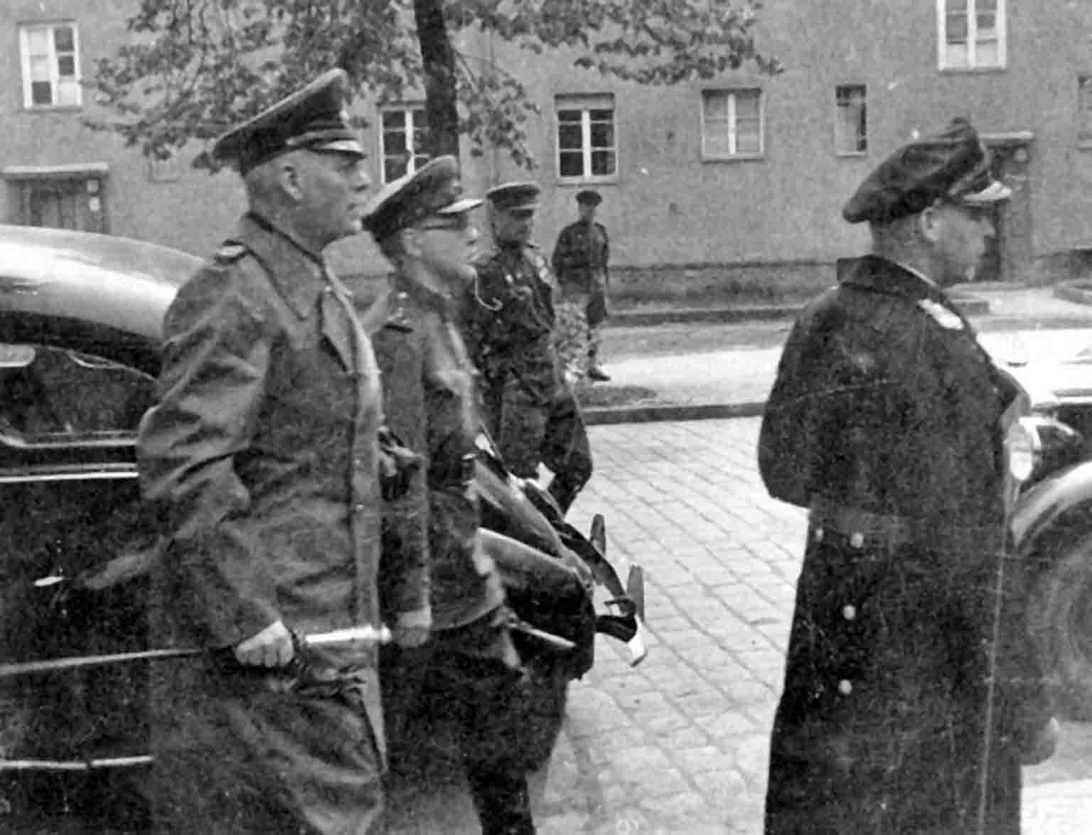 nazi high command
