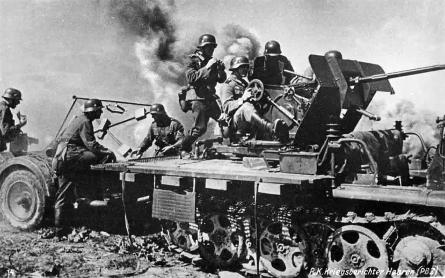 World War II - FlaK 30