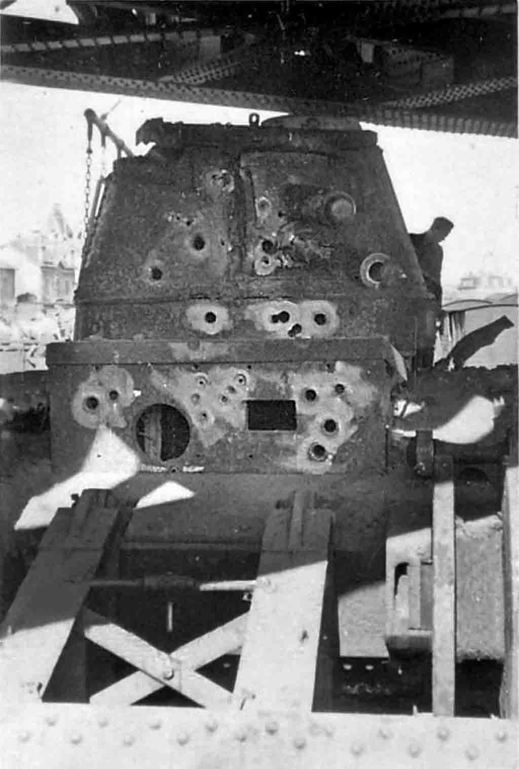World War 2 - Char 2C