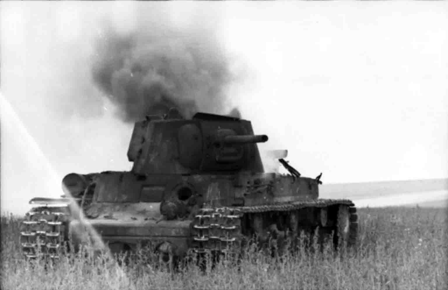 World War 2 - KV-1