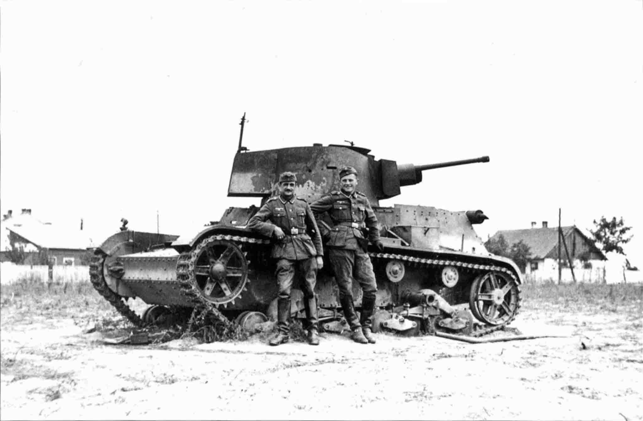 World War 2 - 7TP