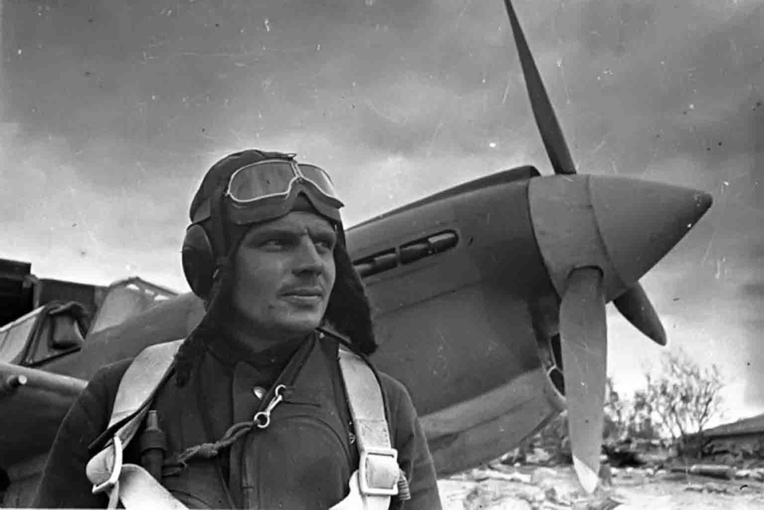 World War 2 - Alexander Kovalenko
