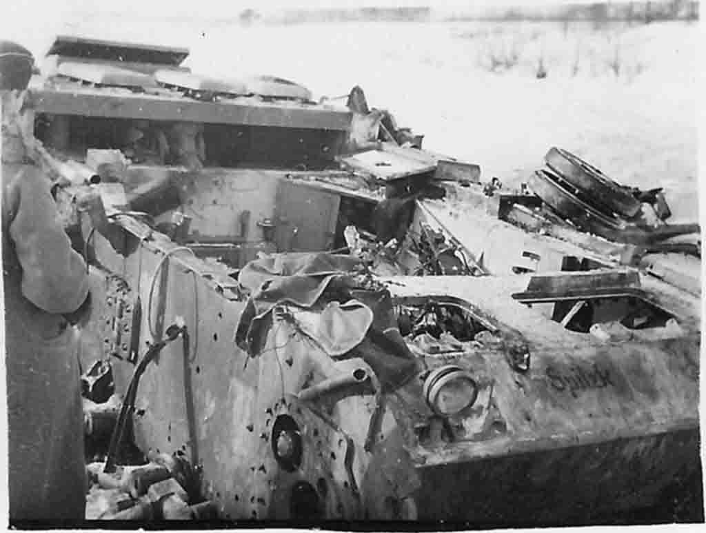 World War 2 - PzKpfw III