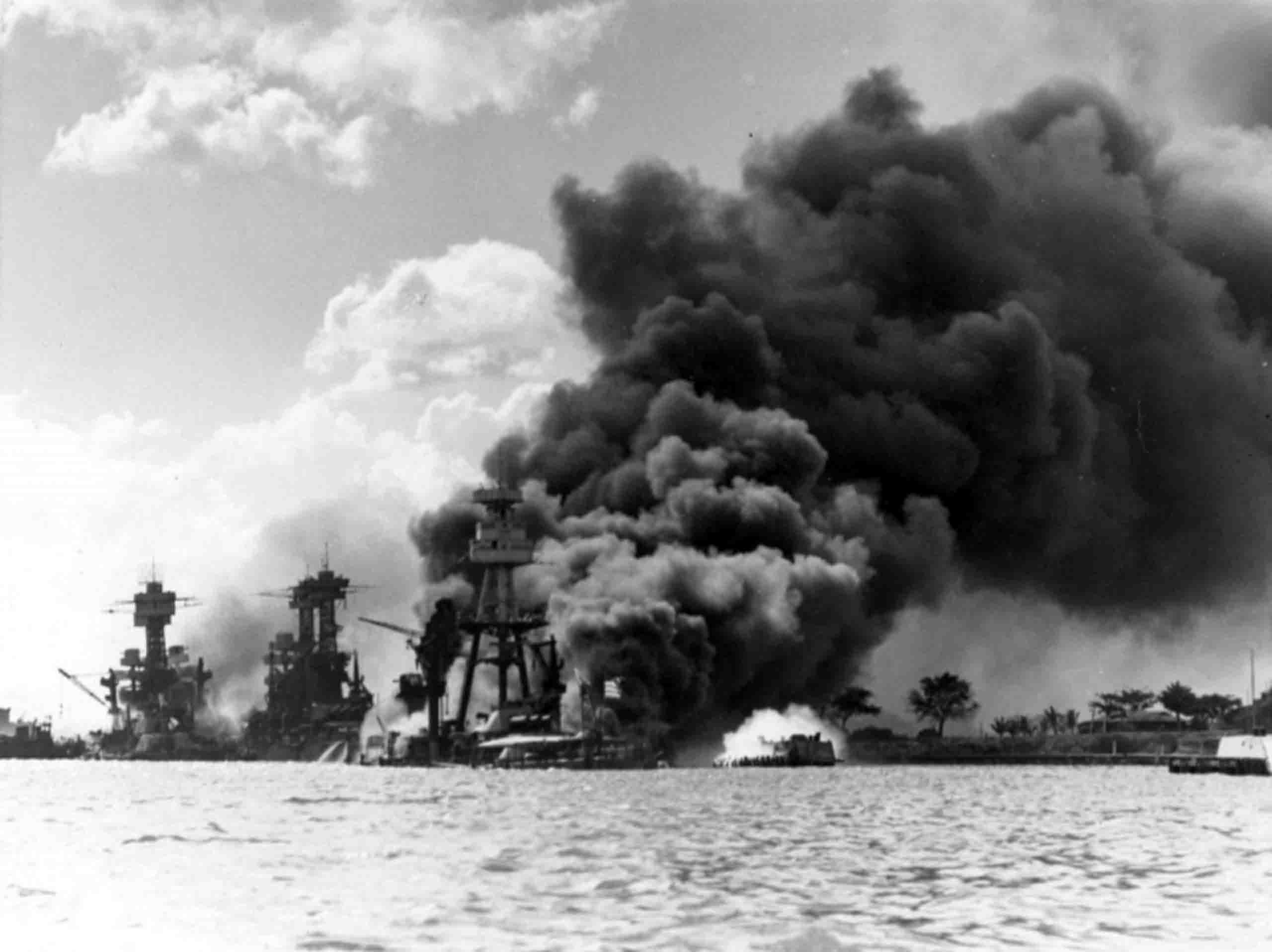 World War II - Pearl Harbor
