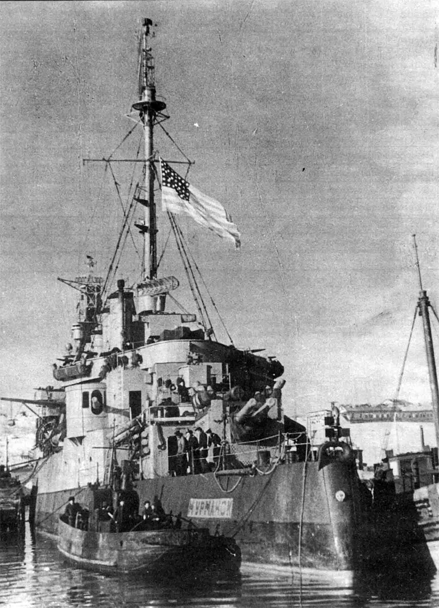 cruiser Murmansk
