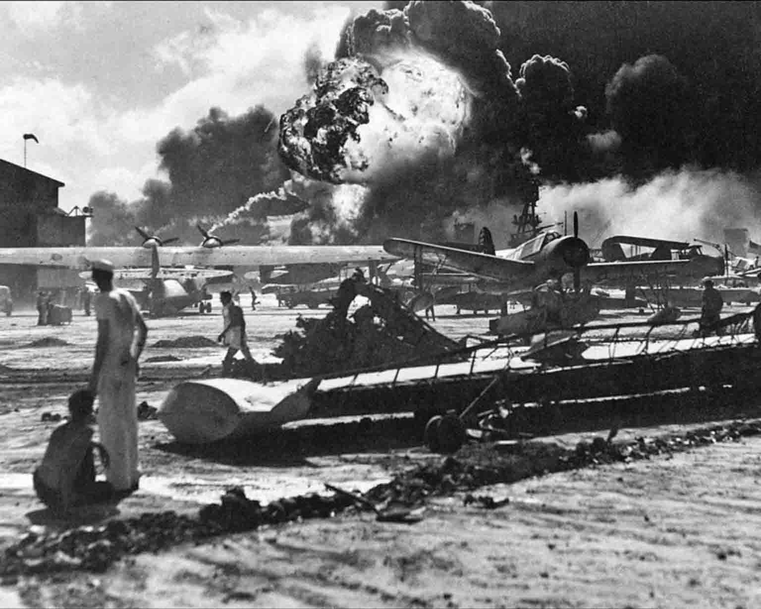 World War 2: Pearl Harbor