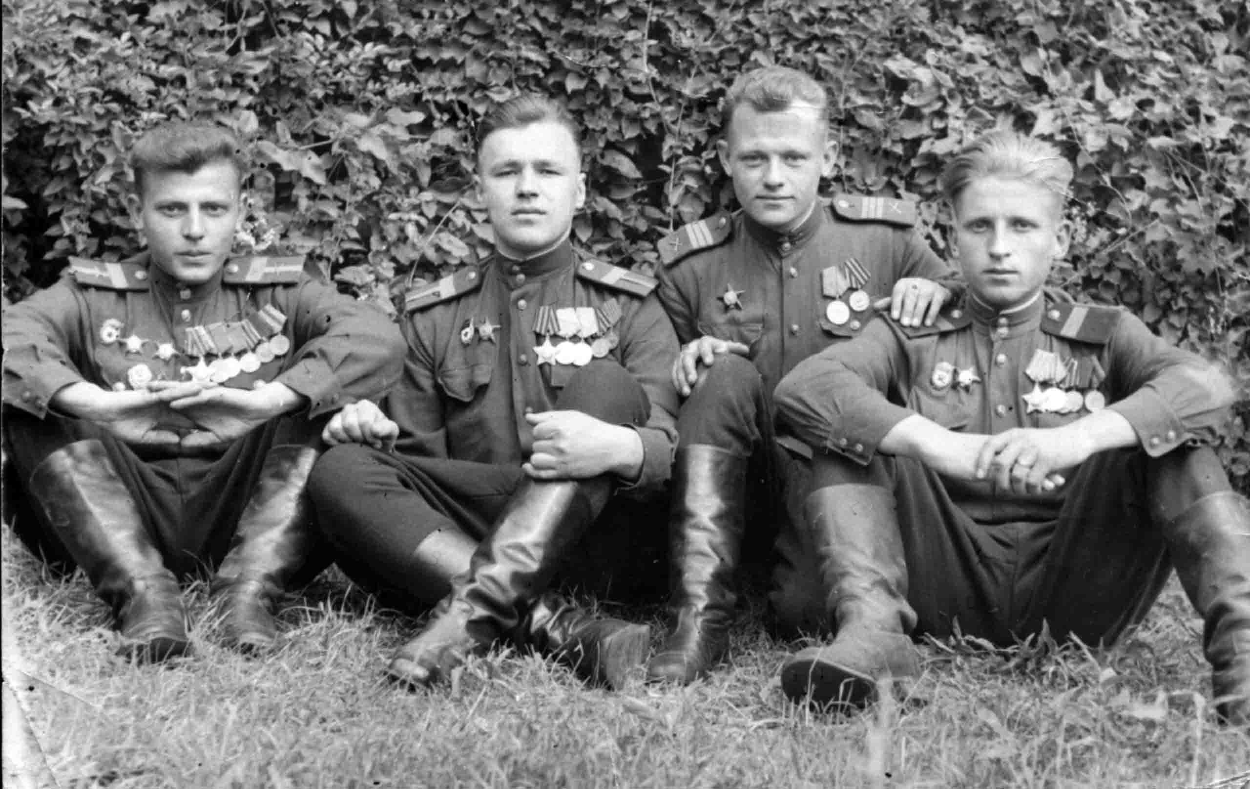 World War II: Soldiers