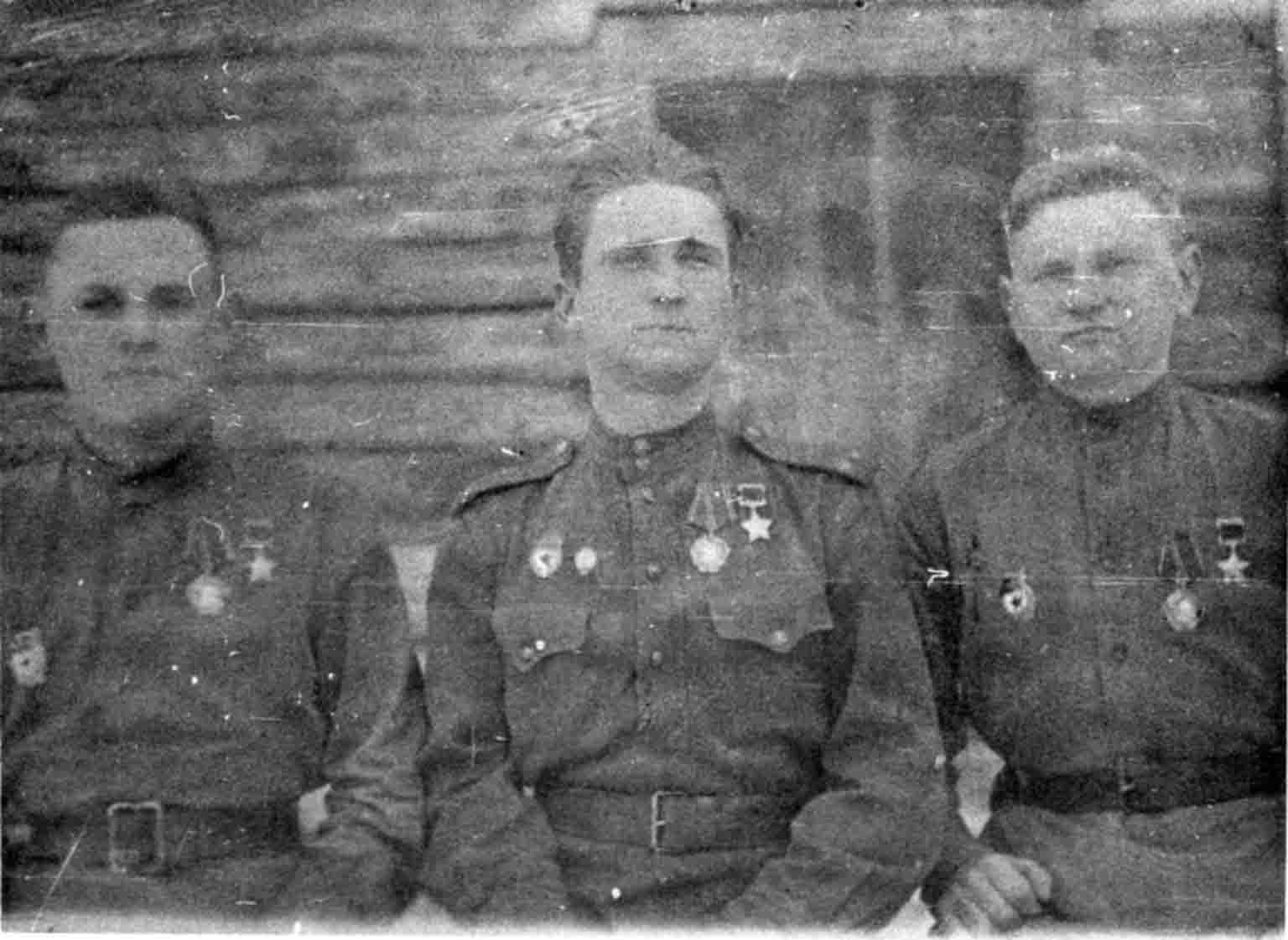 Heroe of the Soviet Union