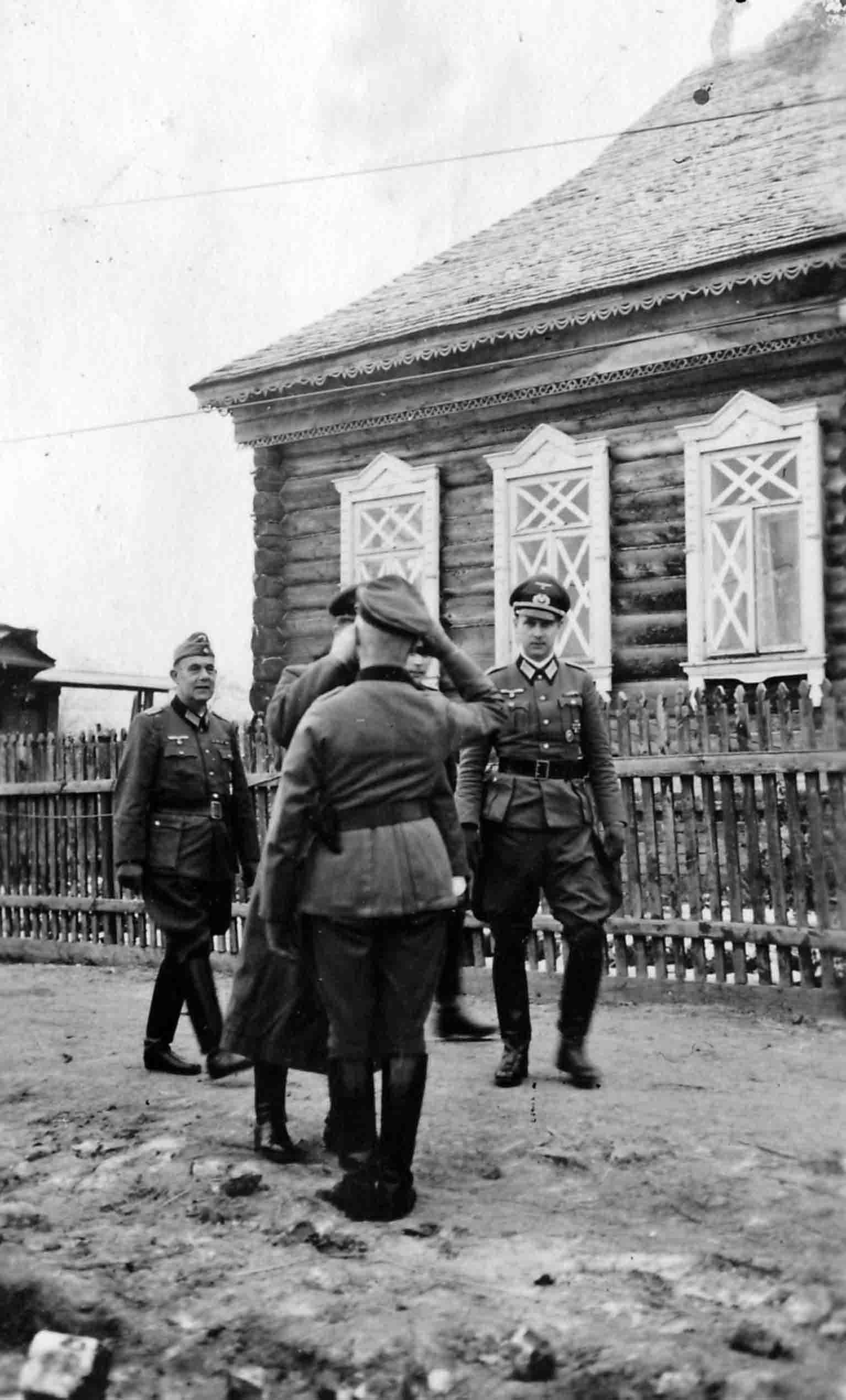 World War II: German officers