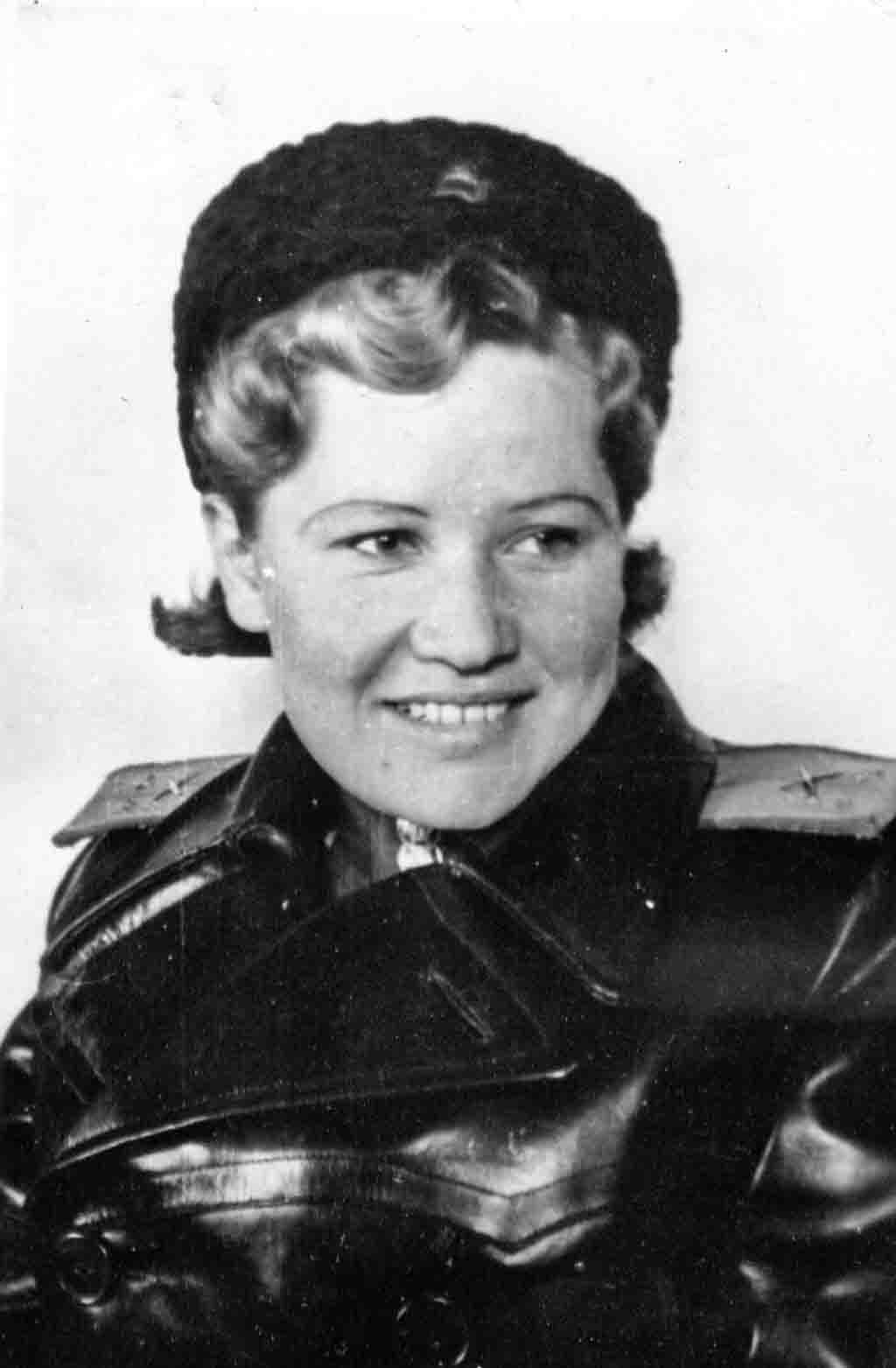 World War II: Tamara Prokhorova