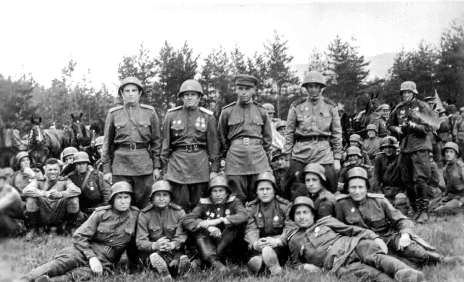 Gunners of the 144th Regiment