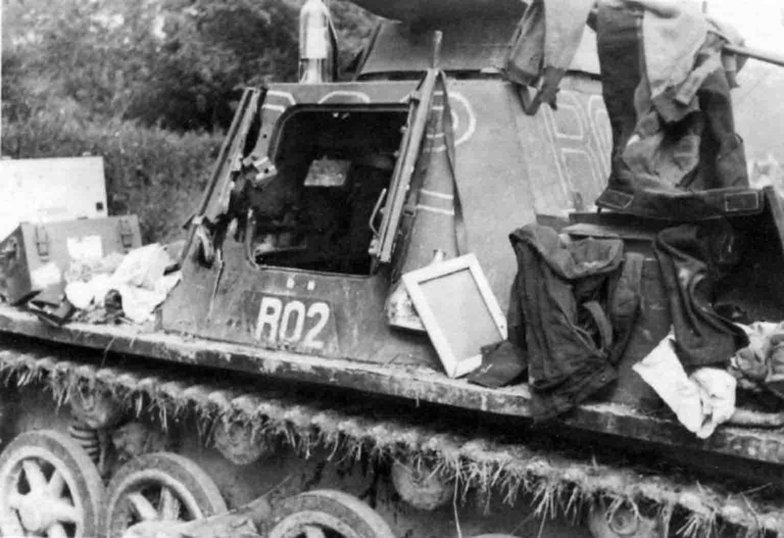 Kleiner Panzerbefehlswagen