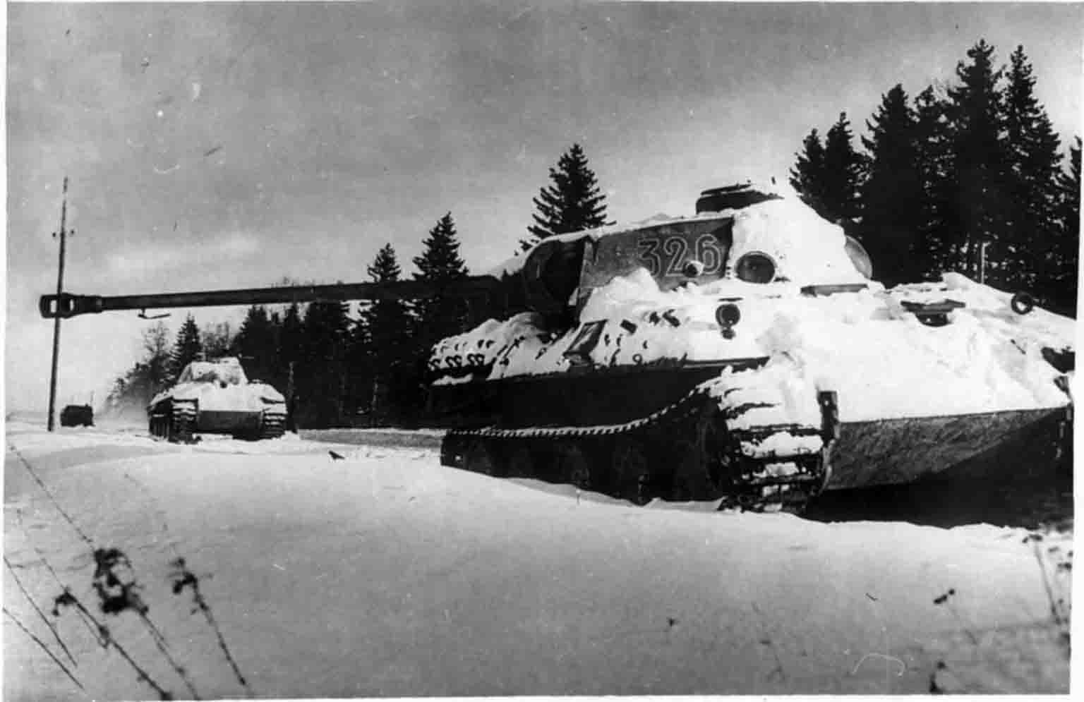 World War II: Panthers