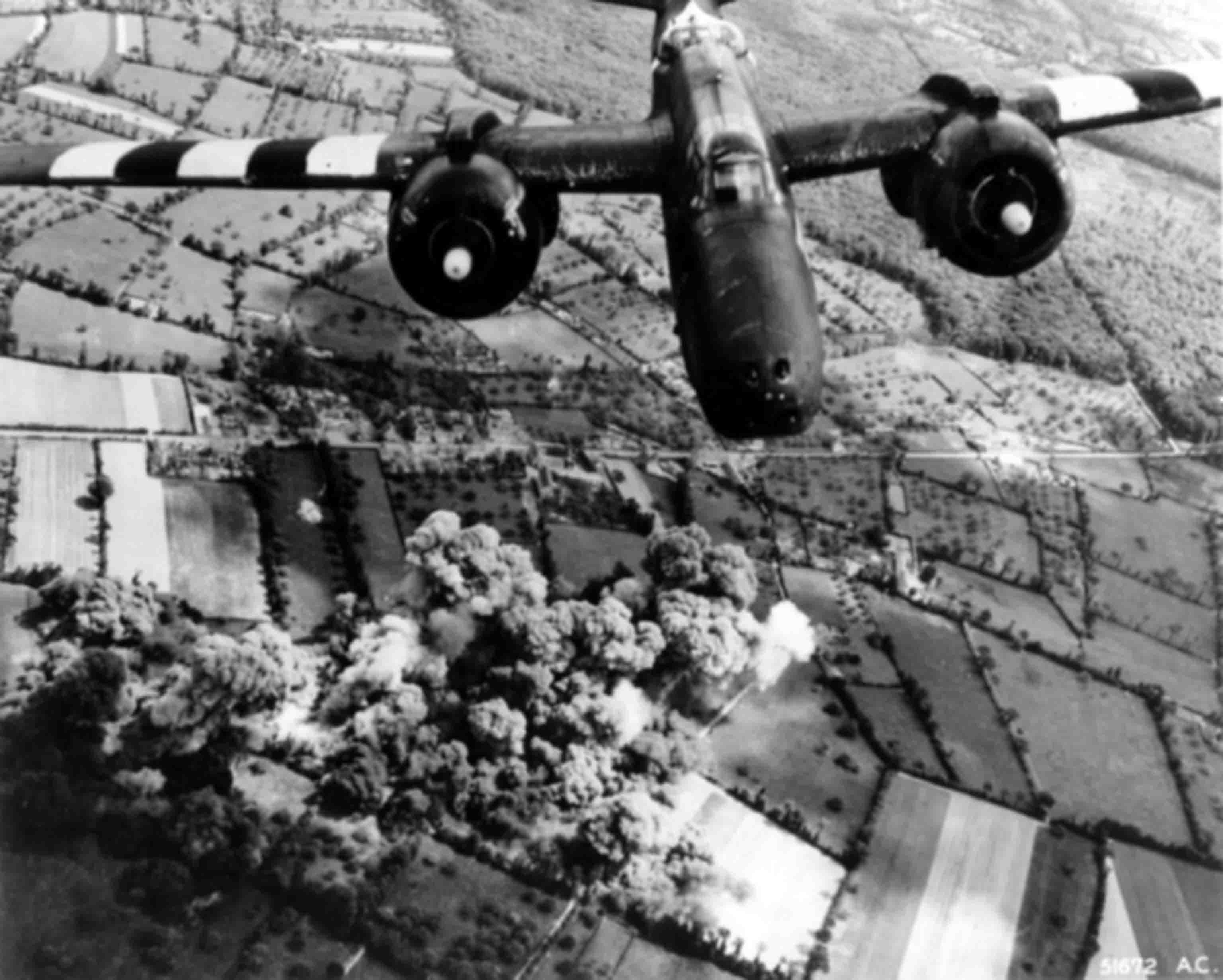 bomber A-20G
