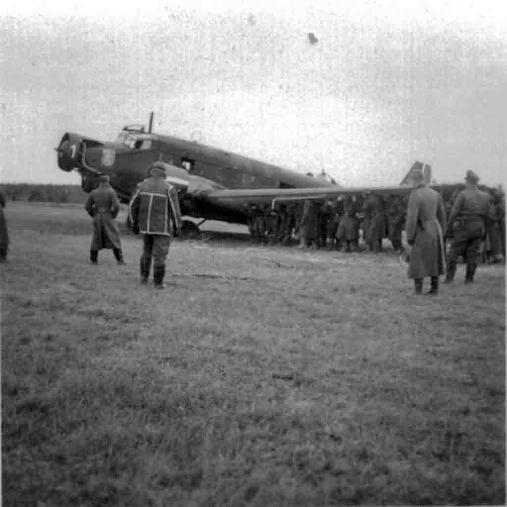 Junkers Yu-52