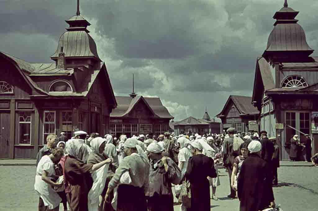 Market in Kharkov