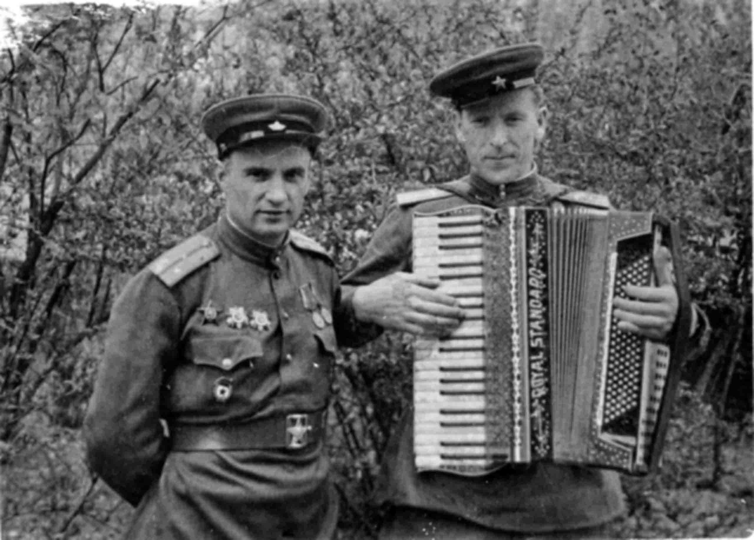 Soviet Tankmen