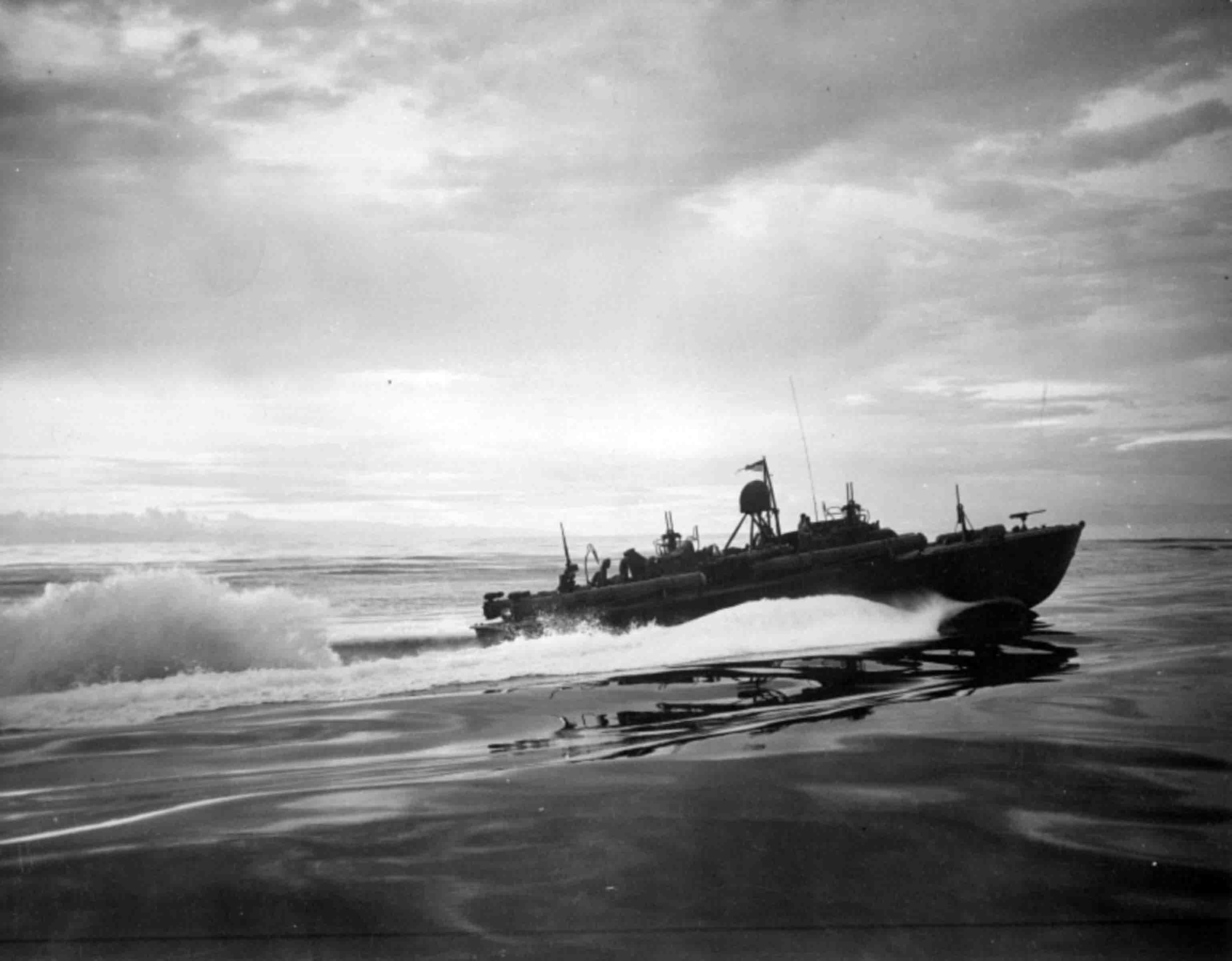 American torpedo boat