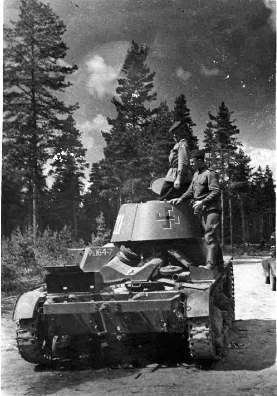 HT-133 tank