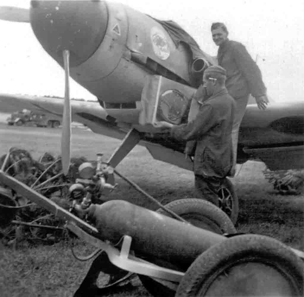 Messerschmitt Bf.109F-4