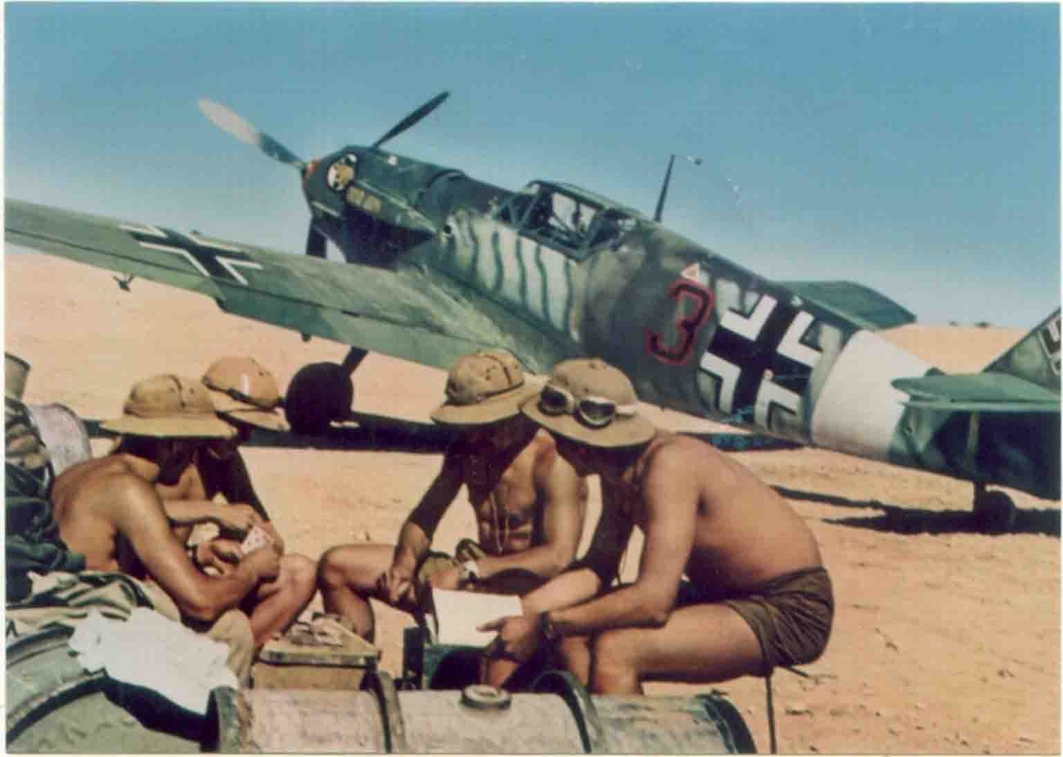 BF.109E-7/Trop