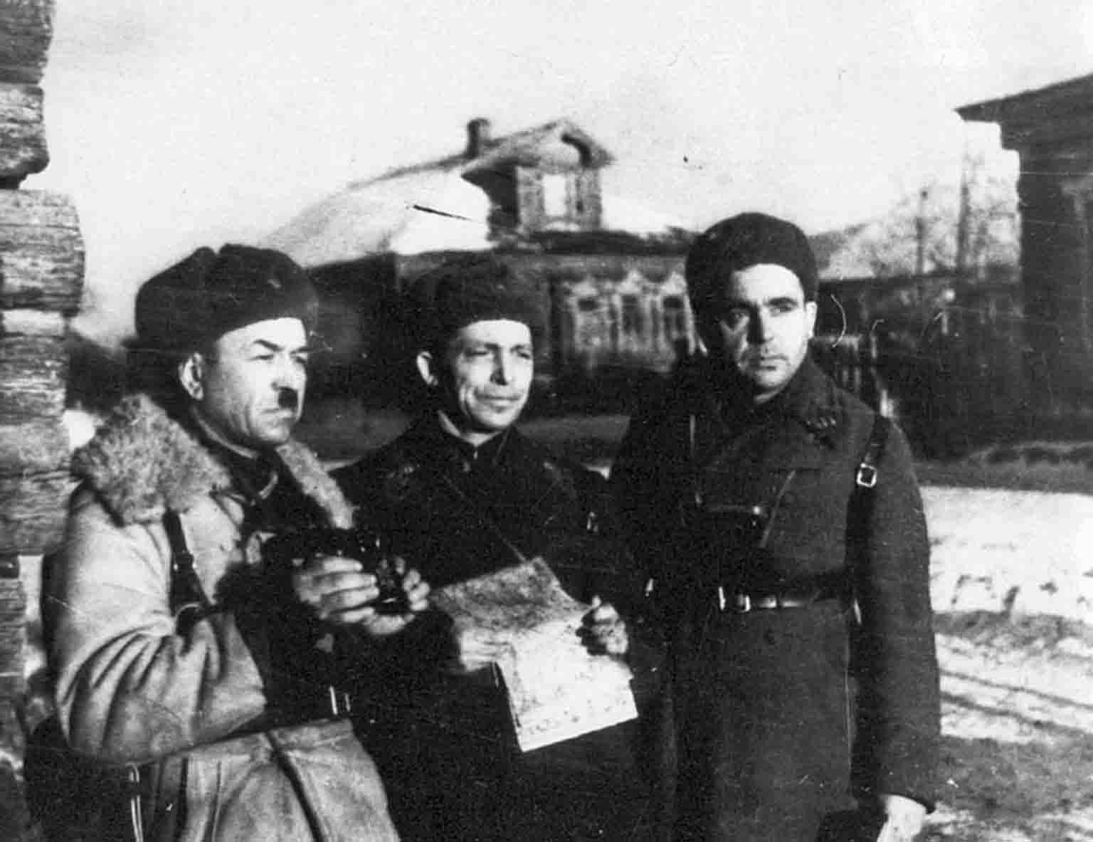 Major-General Panfilov
