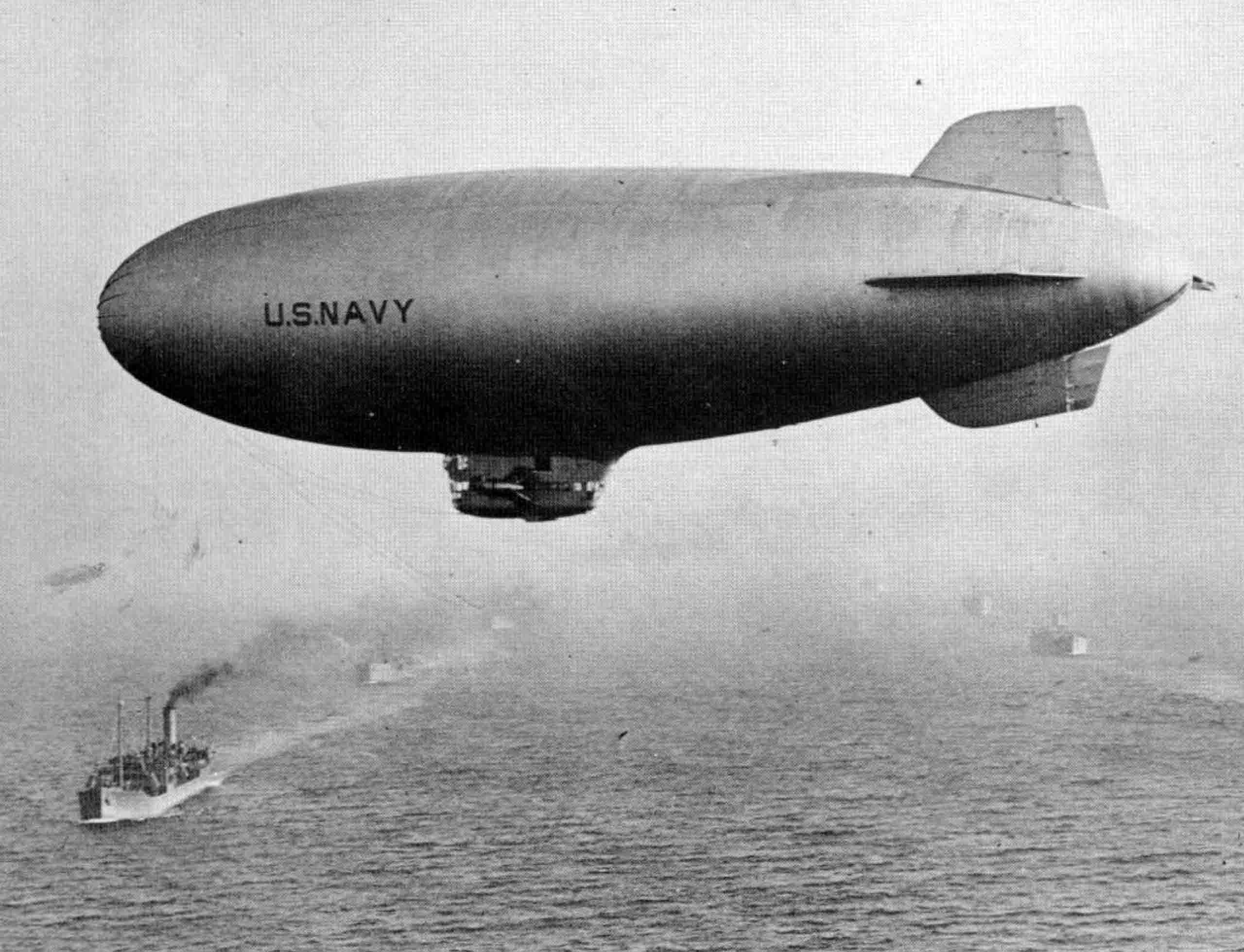 K-class patrol airship