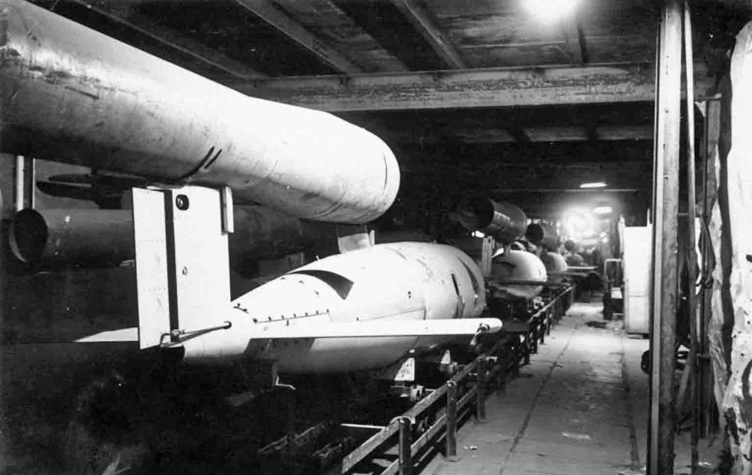 Underground plant Mittelwerke