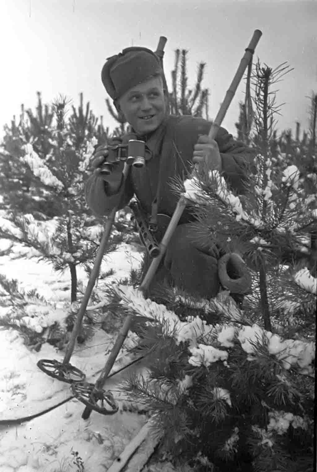 soldier-skier