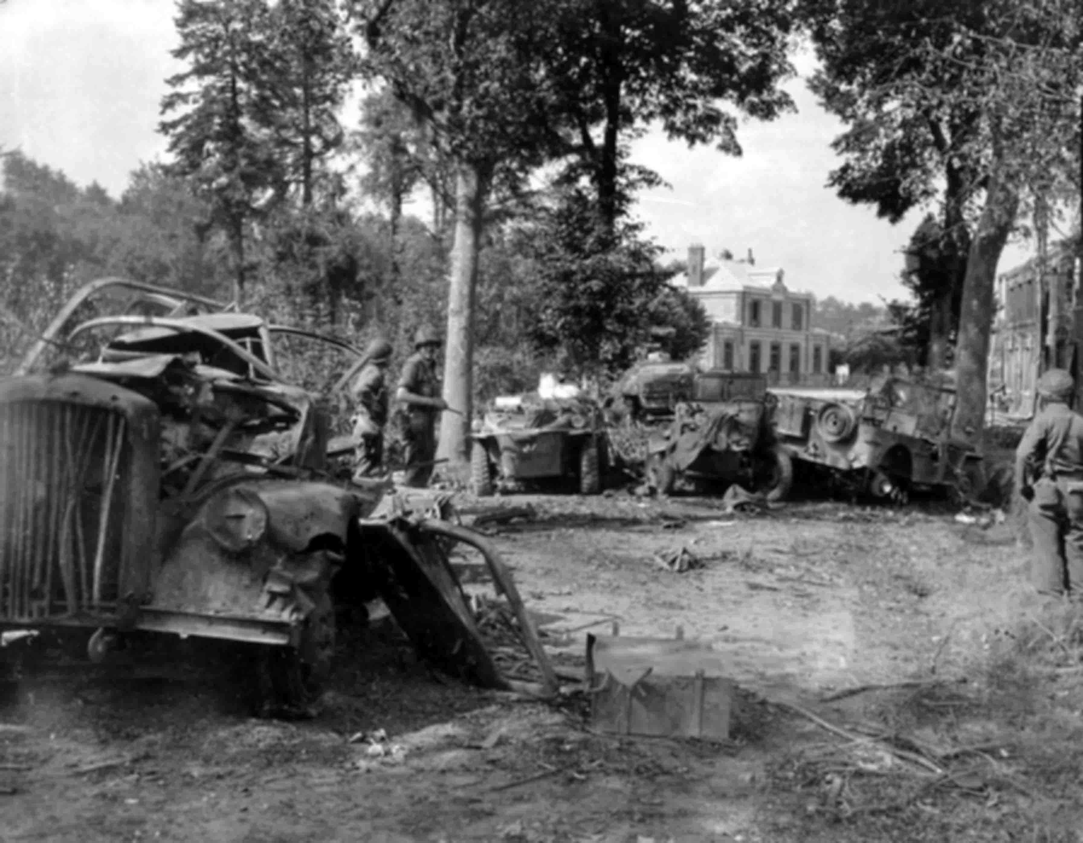 SS 1st Panzer Division Leibstandarte SS Adolf Hitler