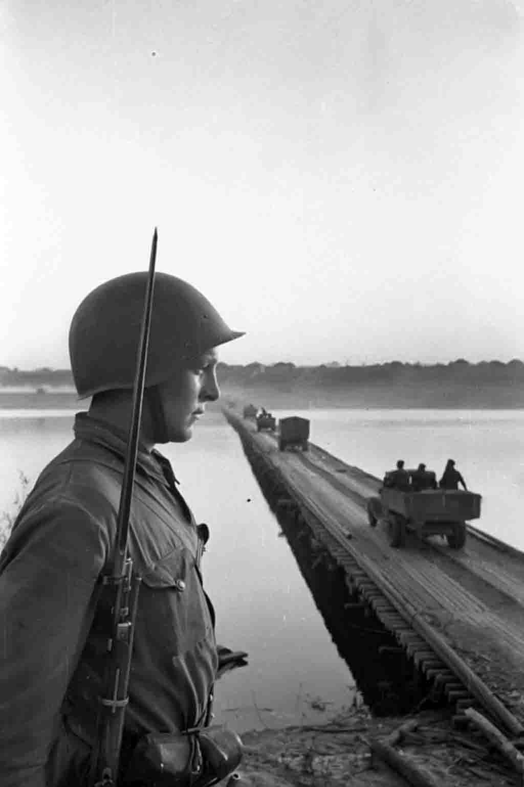 Soviet sentry