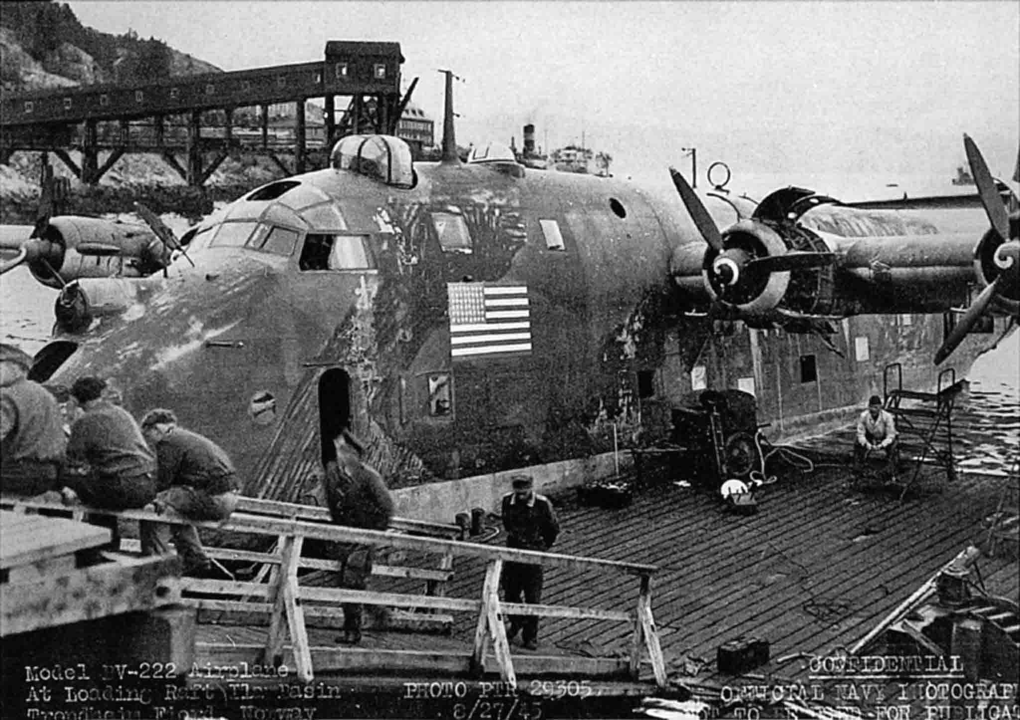 Bv-222 V-2 Viking